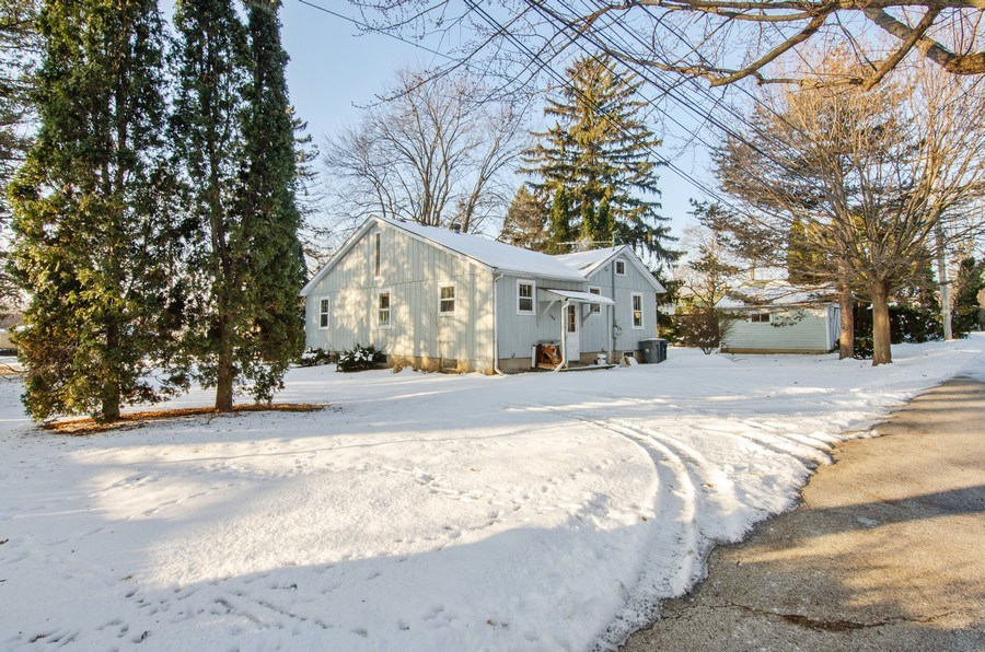 Real Estate Photography - 684 Grand Ave., Elgin, IL, 60120 - Rear View