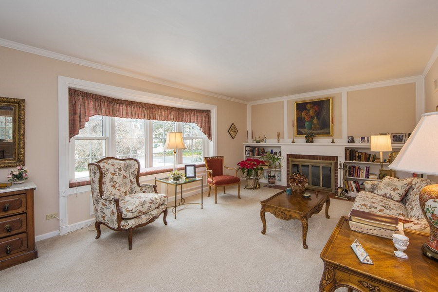 Real Estate Photography - 1319 W. Watling, Arlington Heights, IL, 60004 - Living Room