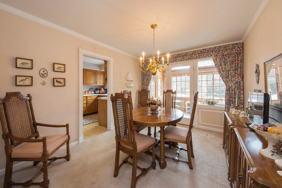 Real Estate Photography - 1319 W. Watling, Arlington Heights, IL, 60004 - Dining Room