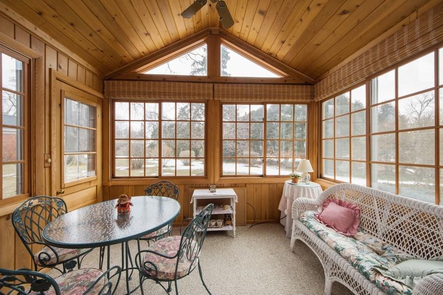 Real Estate Photography - 1319 W. Watling, Arlington Heights, IL, 60004 - Sun Room