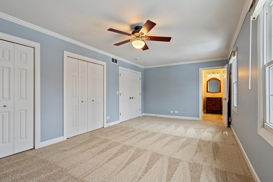 Real Estate Photography - 1152 W. Chatham Drive, Palatine, IL, 60067 - 2nd Bedroom