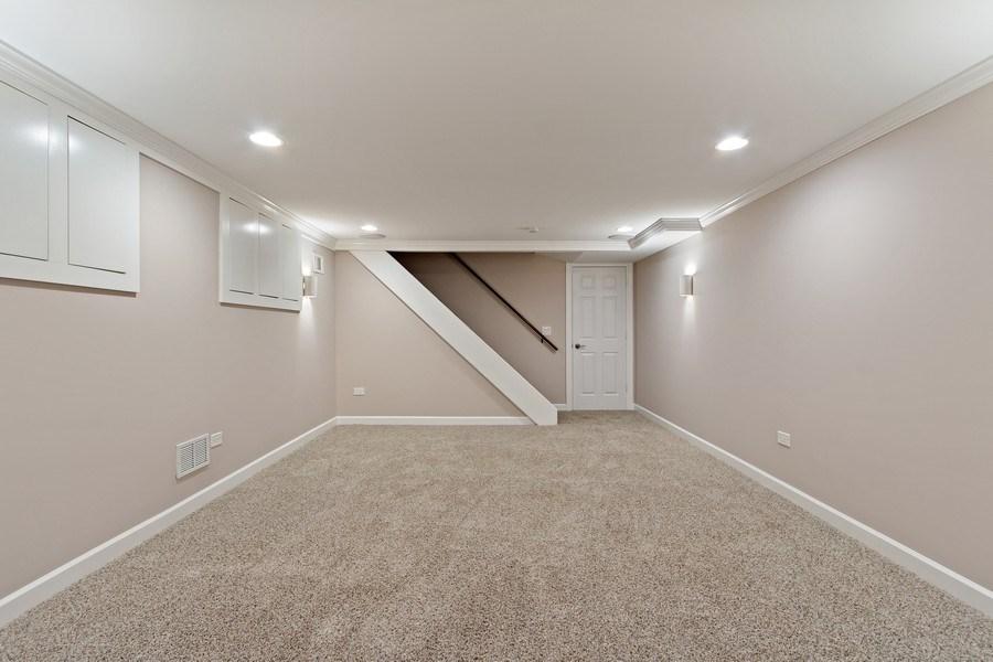 Real Estate Photography - 1152 W. Chatham Drive, Palatine, IL, 60067 - Basement
