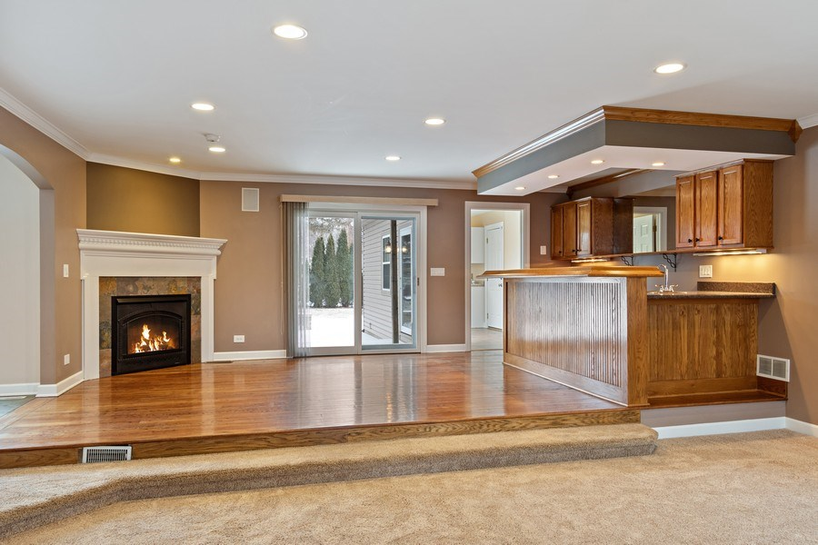 Real Estate Photography - 1152 W. Chatham Drive, Palatine, IL, 60067 - Recreational Area