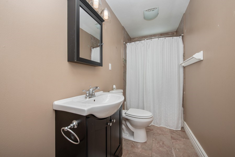 Real Estate Photography - 1709 Wisconsin Ave, Manitowoc, WI, 54220 - Master Bathroom