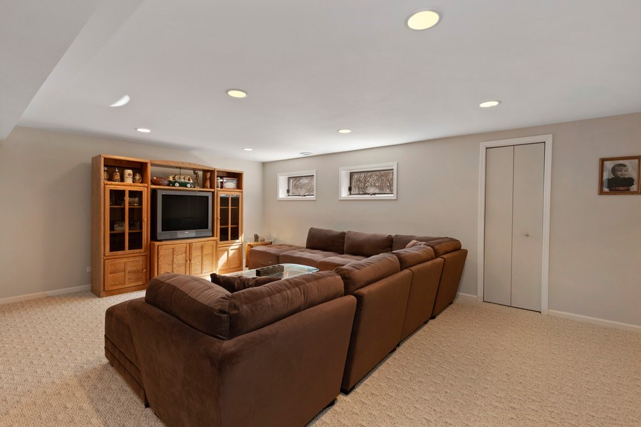 Real Estate Photography - 2342 Preston Ln, West Dundee, IL, 60118 - Lower Level
