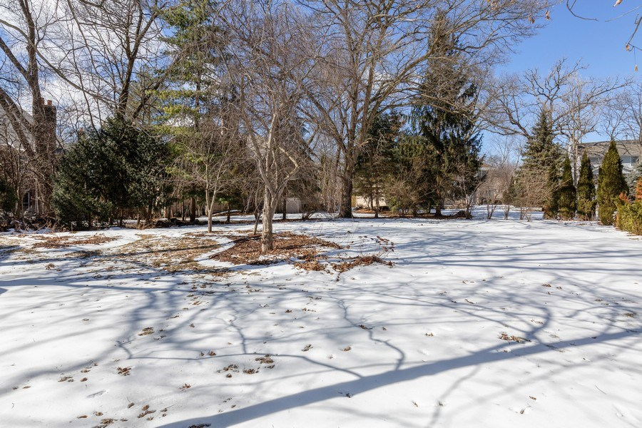 Real Estate Photography - 2342 Preston Ln, West Dundee, IL, 60118 - Back Yard