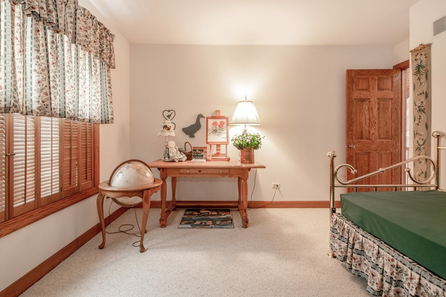 Real Estate Photography - 1212 Bull Valley Drive, Woodstock, IL, 60098 - 2nd Bedroom