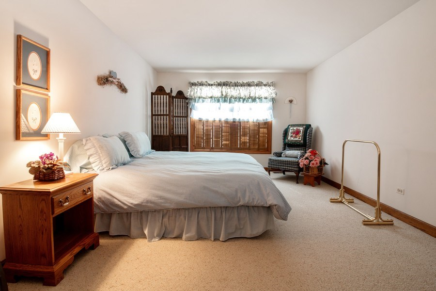 Real Estate Photography - 1212 Bull Valley Drive, Woodstock, IL, 60098 - 4th Bedroom