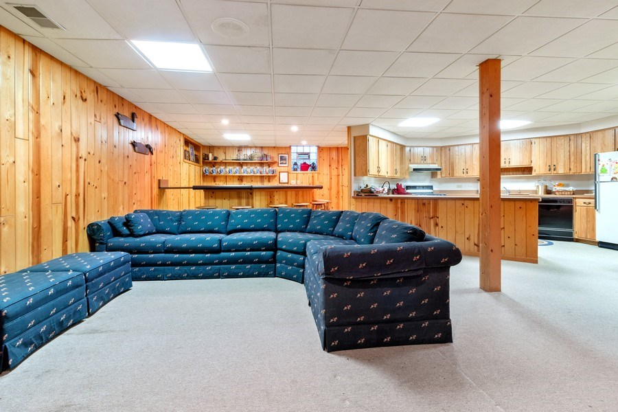 Real Estate Photography - 1212 Bull Valley Drive, Woodstock, IL, 60098 - Recreation Room