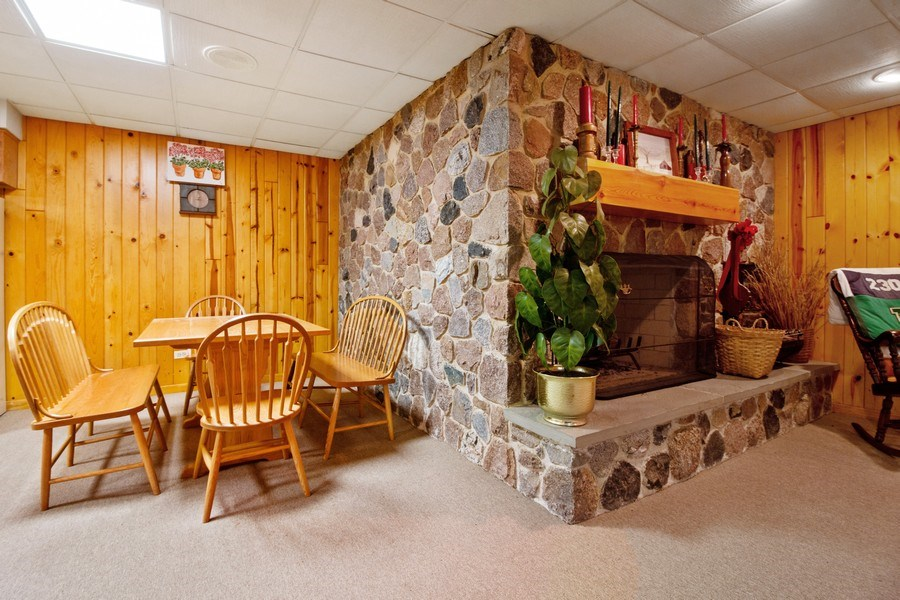 Real Estate Photography - 1212 Bull Valley Drive, Woodstock, IL, 60098 - Game Room