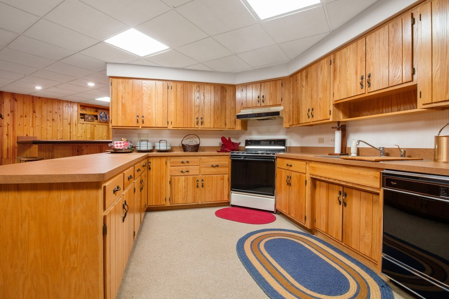 Real Estate Photography - 1212 Bull Valley Drive, Woodstock, IL, 60098 - 2nd Kitchen