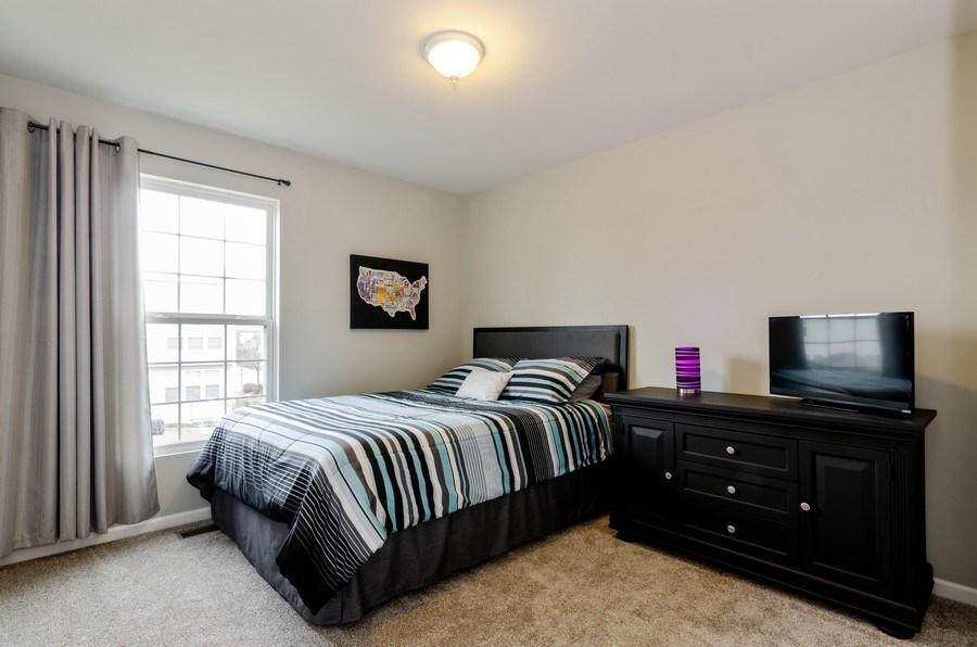 Real Estate Photography - 3117 Erika Lane, Carpentersville, IL, 60110 - 3rd Bedroom