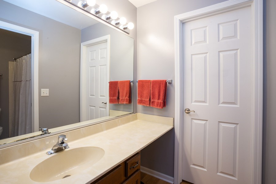 Real Estate Photography - 1014 Boston Cir., Schaumburg, IL, 60193 - Master Bathroom