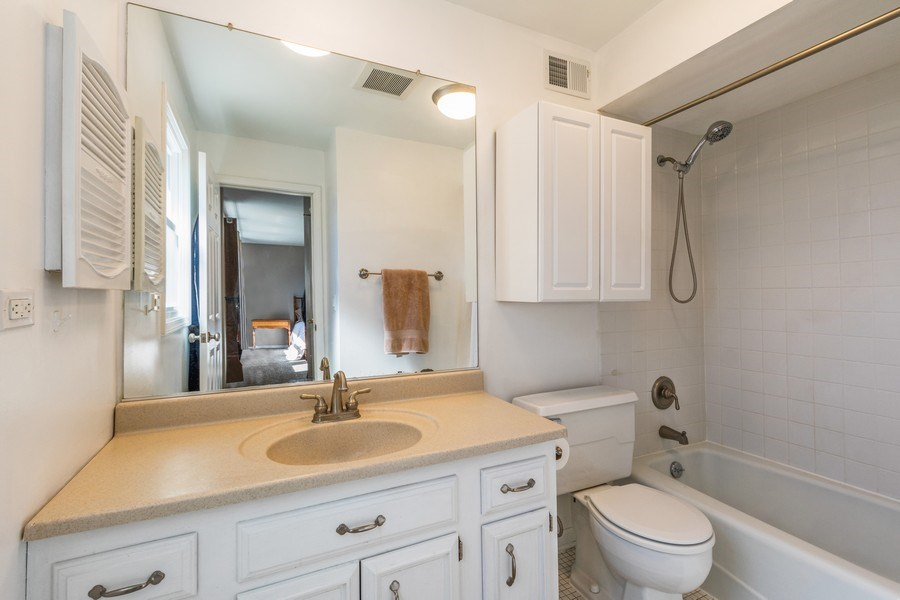 Real Estate Photography - 1241 W Bedford, Palatine, IL, 60067 - Master Bathroom