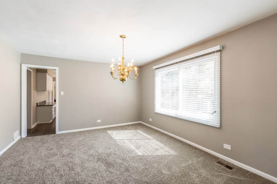 Real Estate Photography - 1241 W Bedford, Palatine, IL, 60067 - Dining Room