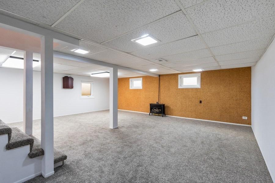 Real Estate Photography - 1241 W Bedford, Palatine, IL, 60067 - Basement