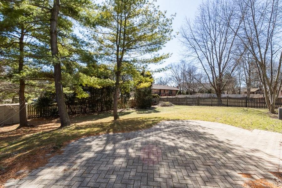 Real Estate Photography - 1241 W Bedford, Palatine, IL, 60067 - Back Yard