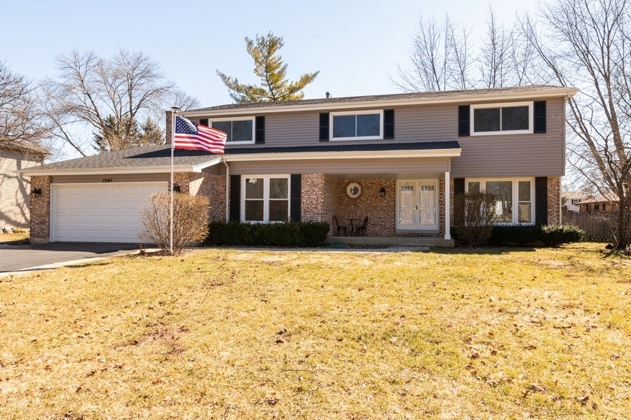 Real Estate Photography - 1241 W Bedford, Palatine, IL, 60067 - Front View