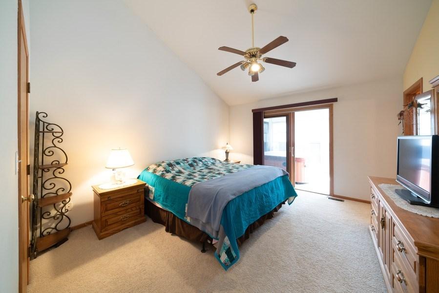 Real Estate Photography - 312 E. Fabyan Parkway, Batavia, IL, 60510 - Master Bedroom