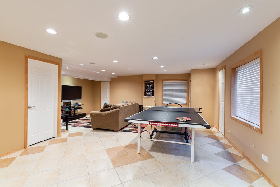 Real Estate Photography - 220 Katrina, Algonquin, IL, 60102 - Basement