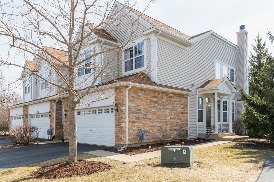 Real Estate Photography - 220 Katrina, Algonquin, IL, 60102 - Front View