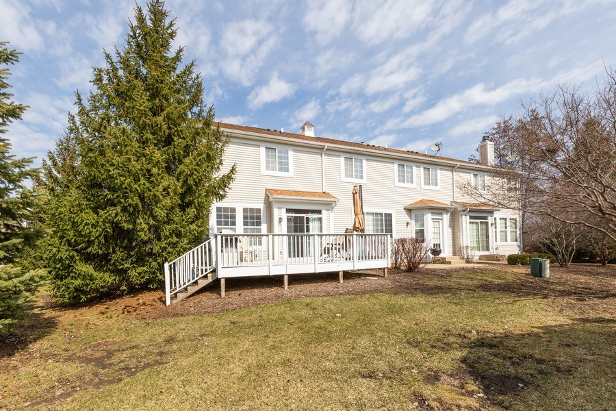 Real Estate Photography - 220 Katrina, Algonquin, IL, 60102 - Rear View