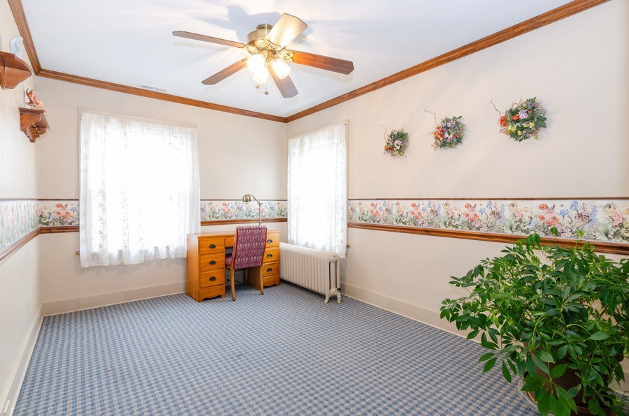 Real Estate Photography - 1109 Logan Ave, Elgin, IL, 60120 - 2nd Bedroom