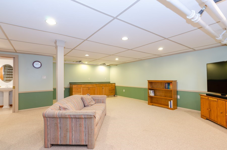 Real Estate Photography - 1109 Logan Ave, Elgin, IL, 60120 - Basement