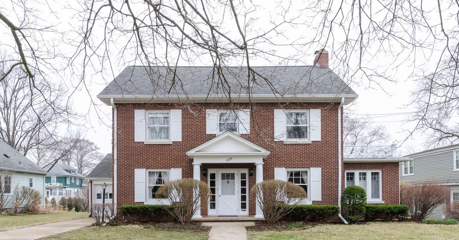 Real Estate Photography - 1109 Logan Ave, Elgin, IL, 60120 - Front View