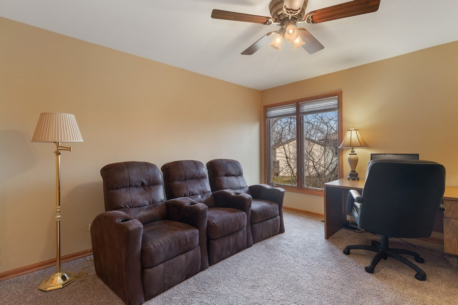 Real Estate Photography - 1210 Ivy Lane, Algonquin, IL, 60102 - 2nd Bedroom