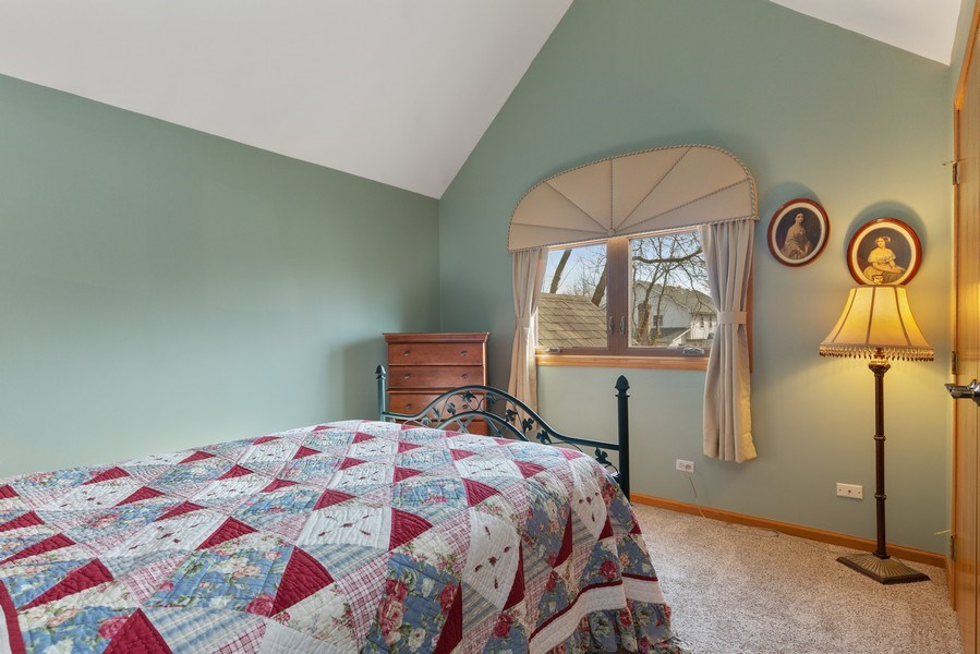 Real Estate Photography - 1210 Ivy Lane, Algonquin, IL, 60102 - 3rd Bedroom