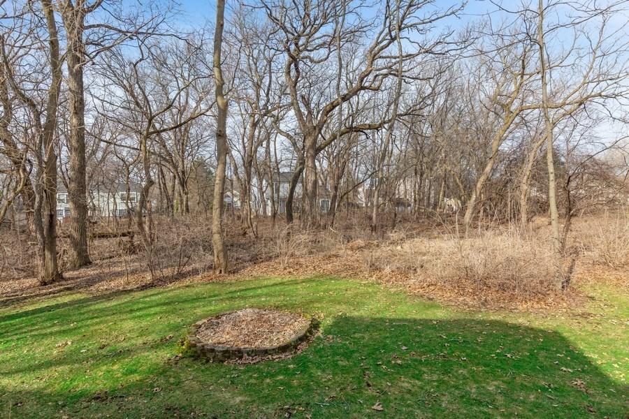 Real Estate Photography - 1210 Ivy Lane, Algonquin, IL, 60102 - Back Yard