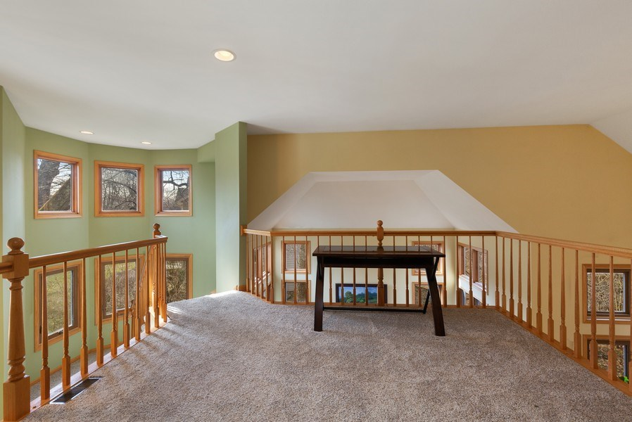 Real Estate Photography - 1210 Ivy Lane, Algonquin, IL, 60102 - Loft