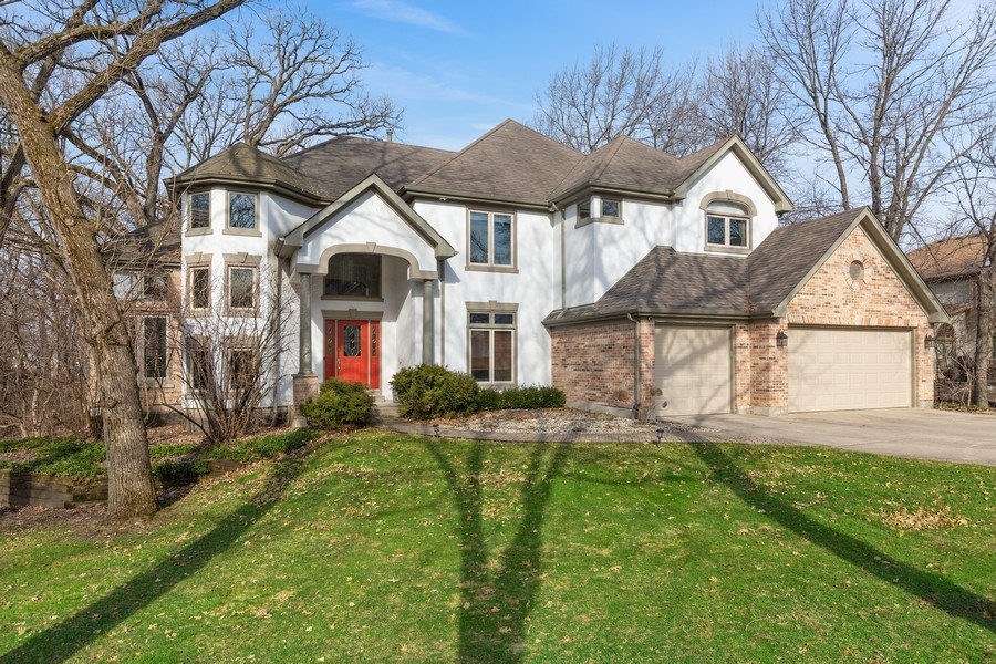 Real Estate Photography - 1210 Ivy Lane, Algonquin, IL, 60102 - Front View