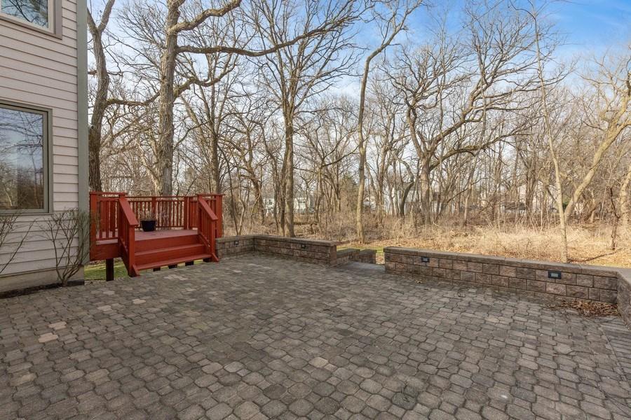 Real Estate Photography - 1210 Ivy Lane, Algonquin, IL, 60102 - Patio