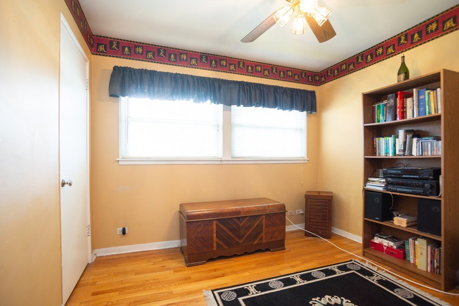 Real Estate Photography - 441 S. Forrest Ave., Arlington Heights, IL, 60004 - 3rd Bedroom
