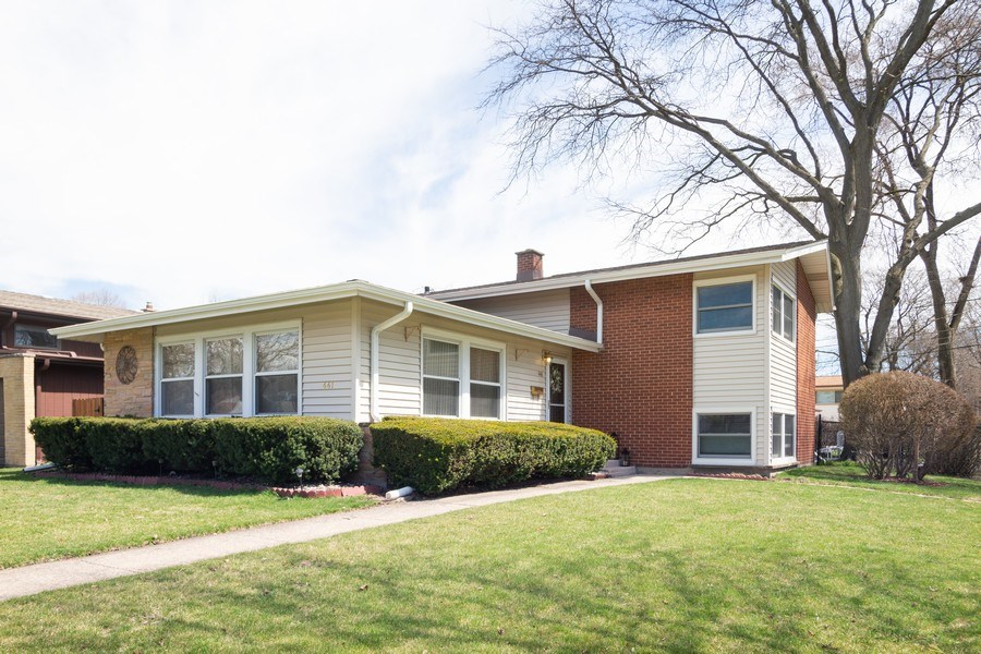 Real Estate Photography - 441 S. Forrest Ave., Arlington Heights, IL, 60004 - Front View