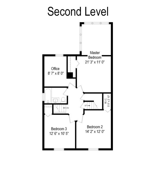 Real Estate Photography - 3034 W Wilson Ave, Chicago, IL, 60625 - Floor Plan
