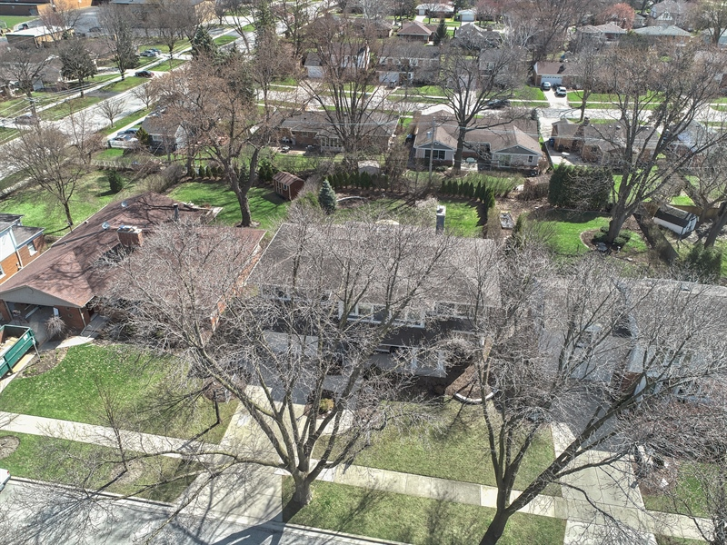 Real Estate Photography - 405 S We Go Trail, Mount Prospect, IL, 60056 - Aerial View