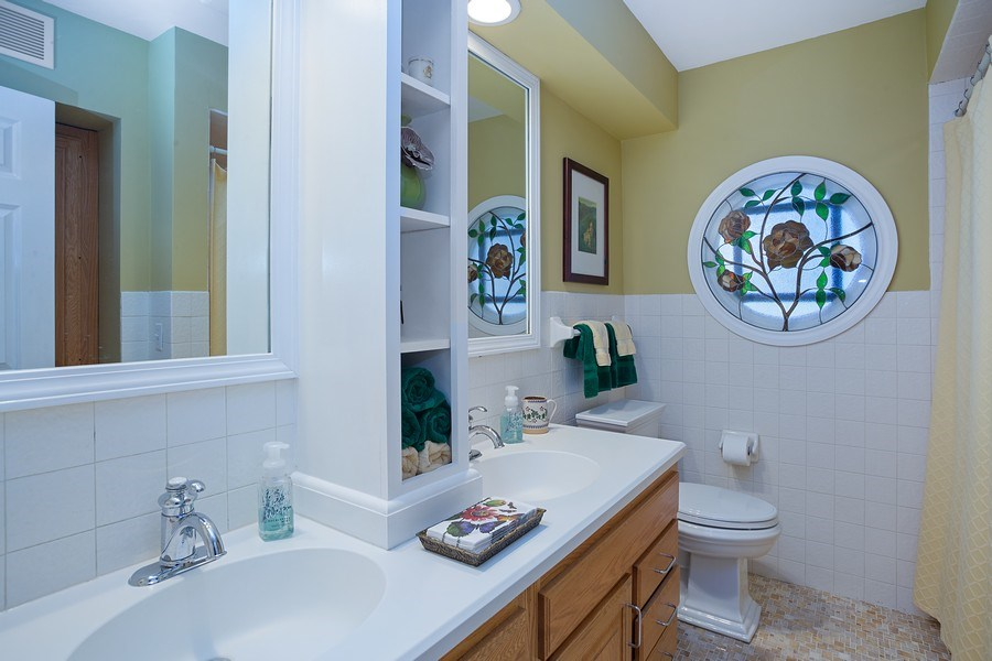 Real Estate Photography - 405 S We Go Trail, Mount Prospect, IL, 60056 - Bathroom