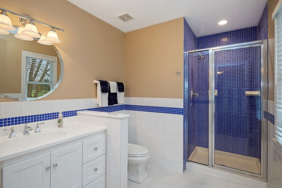 Real Estate Photography - 405 S We Go Trail, Mount Prospect, IL, 60056 - 2nd Bathroom