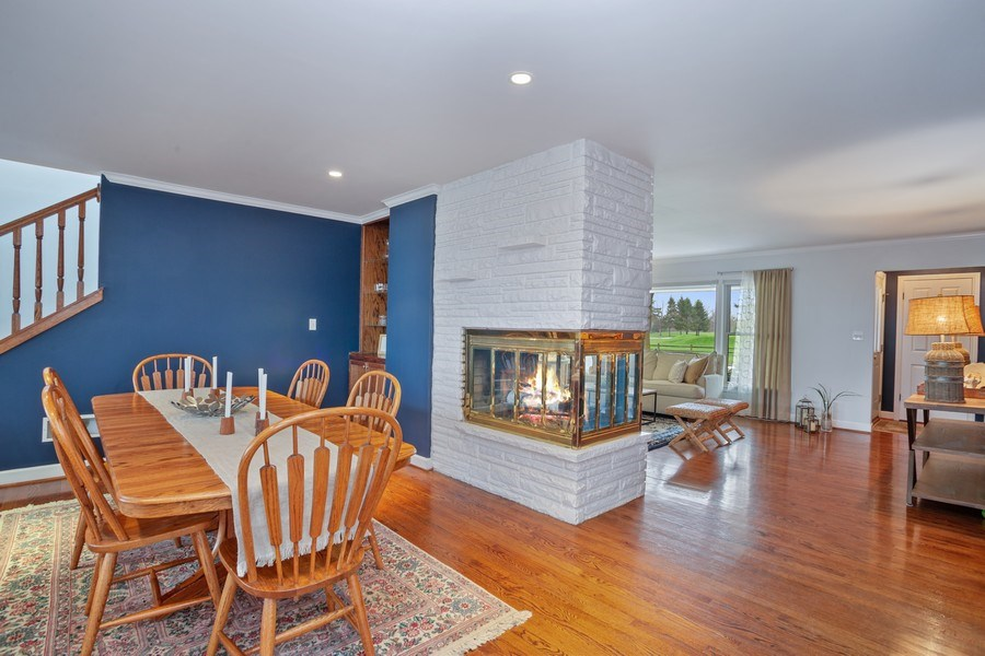 Real Estate Photography - 405 S We Go Trail, Mount Prospect, IL, 60056 - Living Room / Dining Room