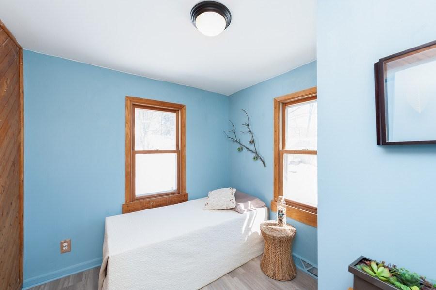 Real Estate Photography - 5304 Hilltop Dr., Wonder Lake, IL, 60097 - 2nd Bedroom
