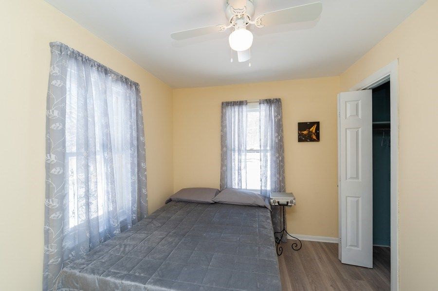 Real Estate Photography - 5304 Hilltop Dr., Wonder Lake, IL, 60097 - Bedroom