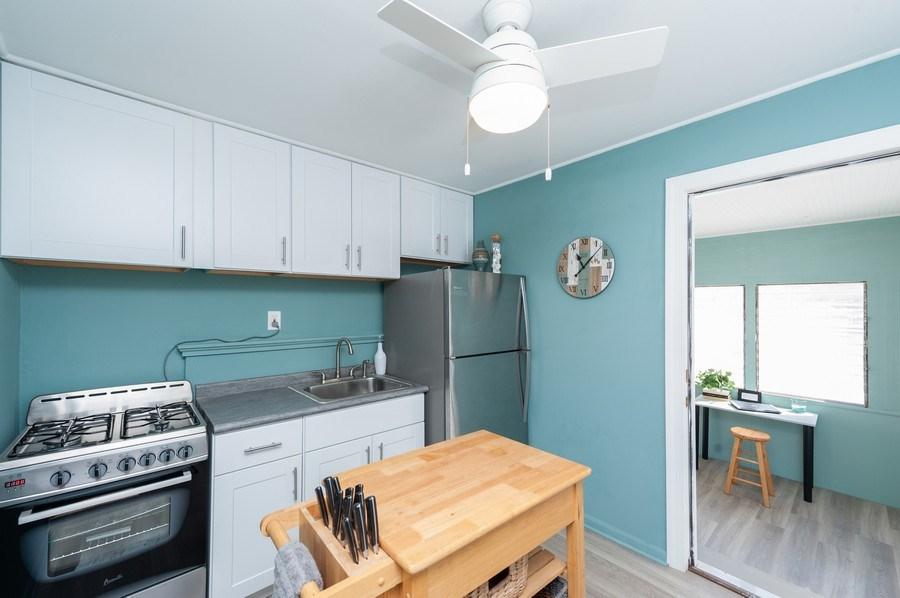 Real Estate Photography - 5304 Hilltop Dr., Wonder Lake, IL, 60097 - Kitchen