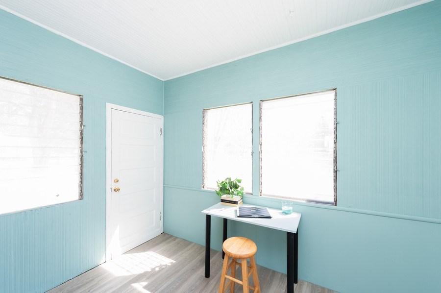 Real Estate Photography - 5304 Hilltop Dr., Wonder Lake, IL, 60097 - Sun Room