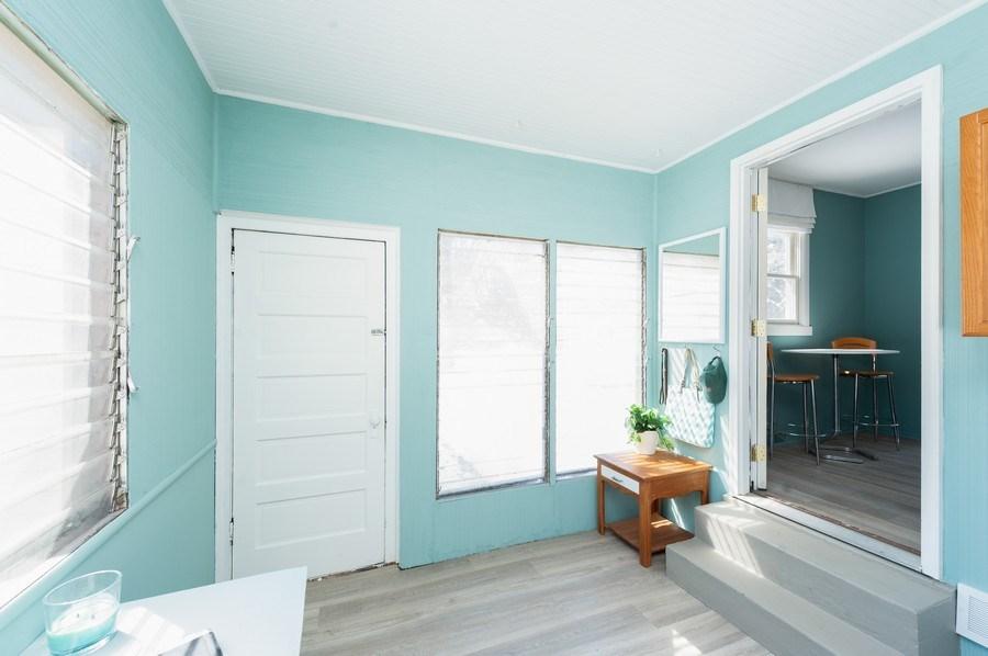 Real Estate Photography - 5304 Hilltop Dr., Wonder Lake, IL, 60097 - Sunroom