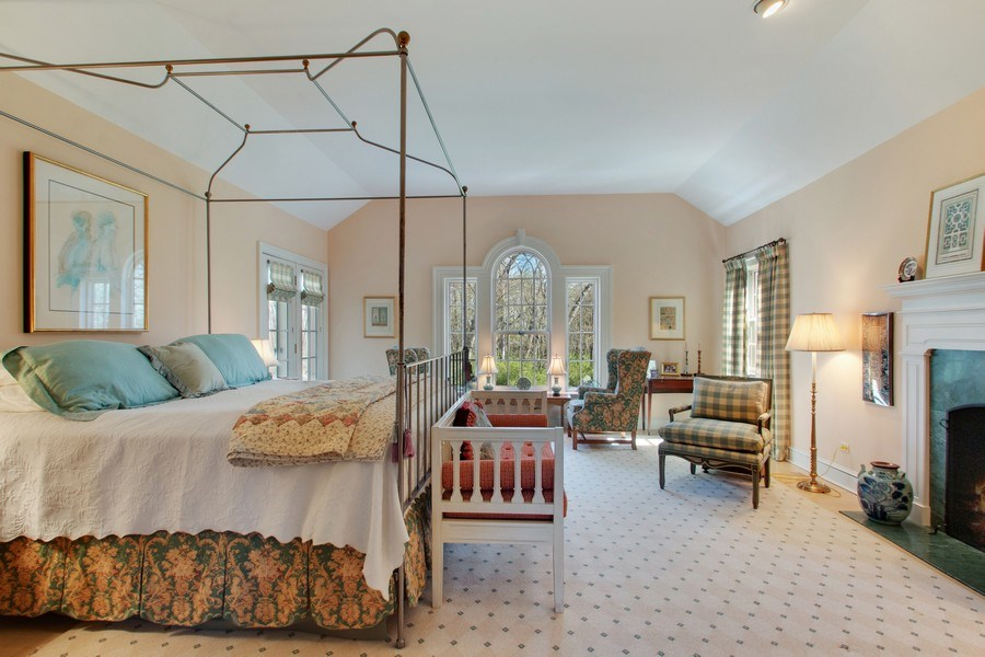 Real Estate Photography - 7208 White Oaks Road, Harvard, IL, 60033 - Master Bedroom
