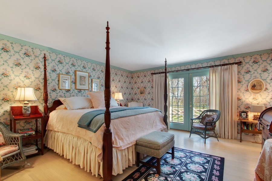 Real Estate Photography - 7208 White Oaks Road, Harvard, IL, 60033 - 2nd Bedroom/Guest Room