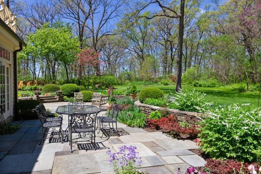 Real Estate Photography - 7208 White Oaks Road, Harvard, IL, 60033 - Back Yard